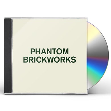 Bibio PHANTOM BRICKWORKS CD