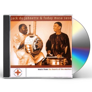 Jack DeJohnette MUSIC FROM THE HEARTS OF THE CD