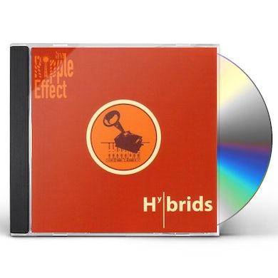 Jack DeJohnette RIPPLE EFFECT-HYBRIDS CD