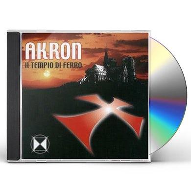 Akron IL TEMPIO DI FERRO CD