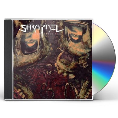 Shrapnel VIRUS CONSPIRES CD