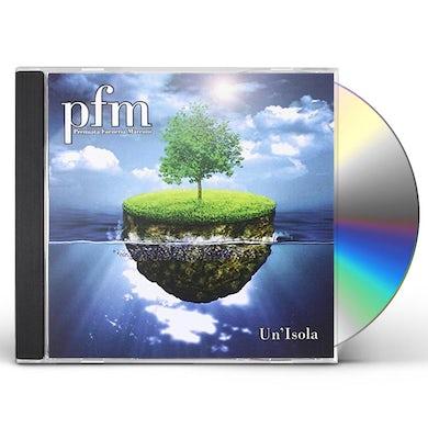 Pfm UN'ISOLA CD