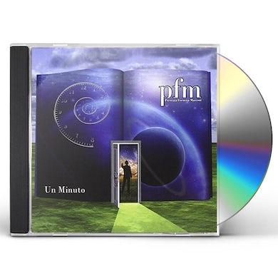 Pfm UN MINUTO CD
