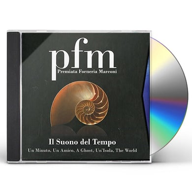 Pfm IL SUONO DEL TEMPO CD