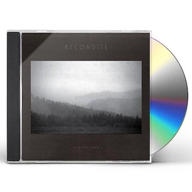 Recondite HINTERLAND CD