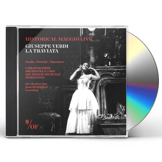 G. Verdi LA TRAVIATA CD