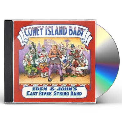 Eden & Johns East River String Band CONEY ISLAND BABY CD