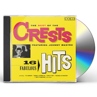 BEST OF THE CRESTS CD