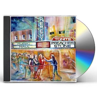 Preacher Stone REMEDY CD