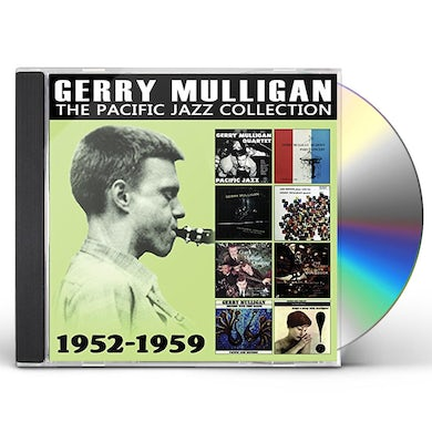 Gerry Mulligan PACIFIC JAZZ COLLECTION CD