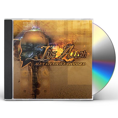 Jus Allah ALL FATES HAVE CHANGED CD