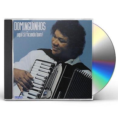 Dominguinhos AQUI TA FICANDO BOM CD