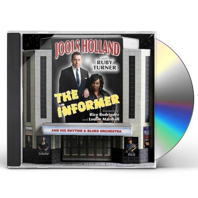Jools Holland INFORMER CD