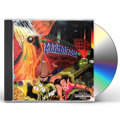 Murphy'S Law PARTY'S OVER CD