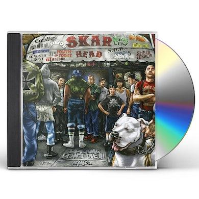Skarhead DREAMS DON'T DIE CD