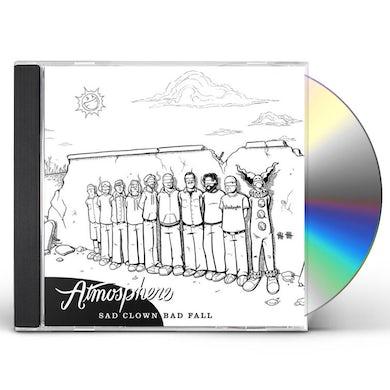 Atmosphere SAD CLOWN BAD FALL 10 CD