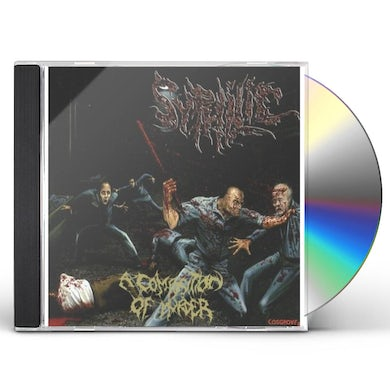 Syphilic COMPOSITION OF MURDER CD