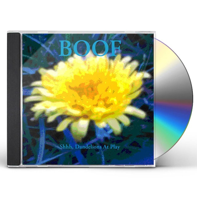 Boof SHHH DANDELIONS AT PLAY CD