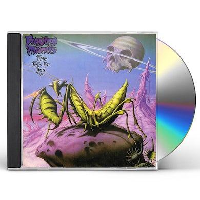TIME TELLS NO LIES CD