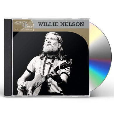 Willie Nelson PLATINUM & GOLD COLLECTION CD