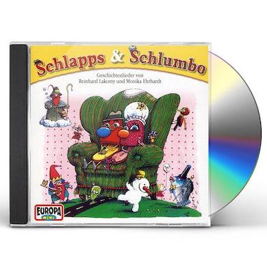 Reinhard Lakomy SCHLAPPS UND SCHLUMBO CD