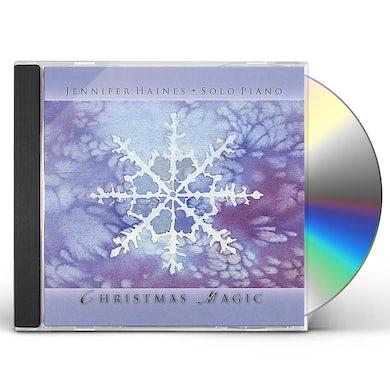 Jennifer Haines CHRISTMAS MAGIC: SOLO PIANO CD