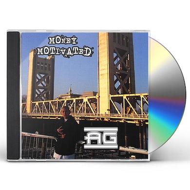 Ag MONEY MOTIVATED CD