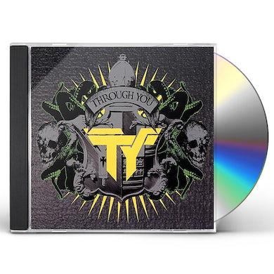 Through You 5 SONG EP CD