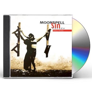 Moonspell SIN / PECADO CD