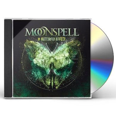 Moonspell BUTTERFLY EFFECT CD