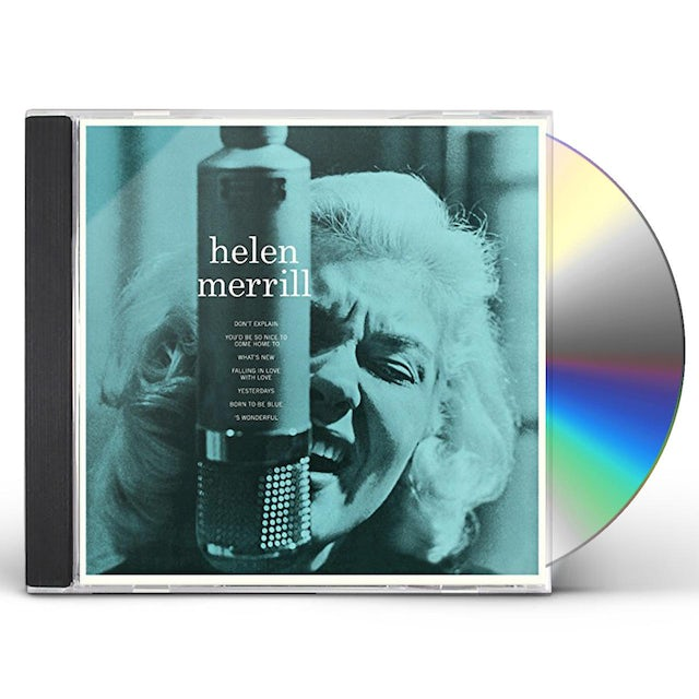 WITH CLIFFORD BROWN / HELEN MERRILL WITH STRINGS CD