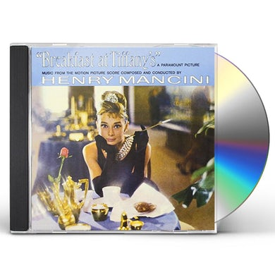 Henry Mancini BREAKFAST AT TIFFANY'S CD