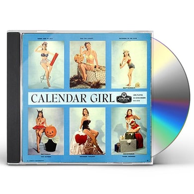 Julie London CALENDAR GIRL CD