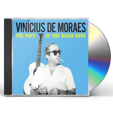 Vinicius de Moraes POET OF BOSSA NOVA: HIS EARLY RECORDINGS CD