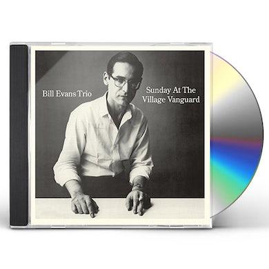 Bill Evans Trio SUNDAY AT THE VILLAGE VANGUARD + 6 BONUS TRACKS CD