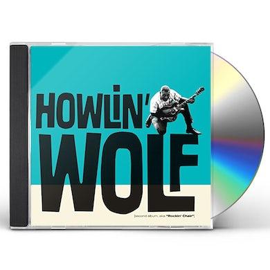 Howlin' Wolf SECOND ALBUM AKA ROCKIN CHAIR + 10 BONUS TRACKS CD