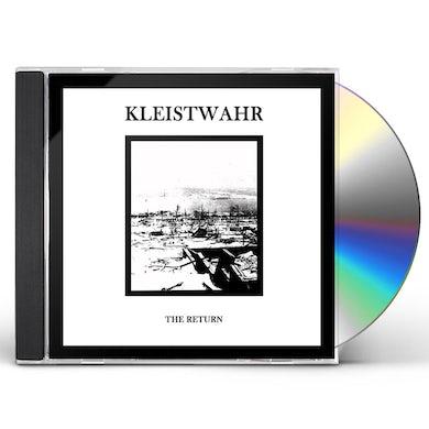 Kleistwahr RETURN CD