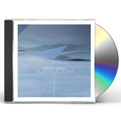 Marsen Jules EMPIRE OF SILENCE CD