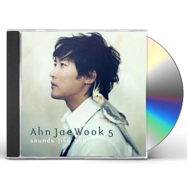 Ahn Jae Wook SOUNDS LIKE YOU CD