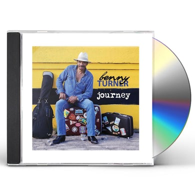 Benny Turner JOURNEY CD