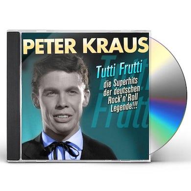 Peter Kraus TUTTI FRUTTI CD