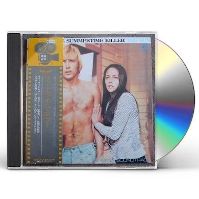 Luis Bacalov SUMMERTIME KILLER / Original Soundtrack CD