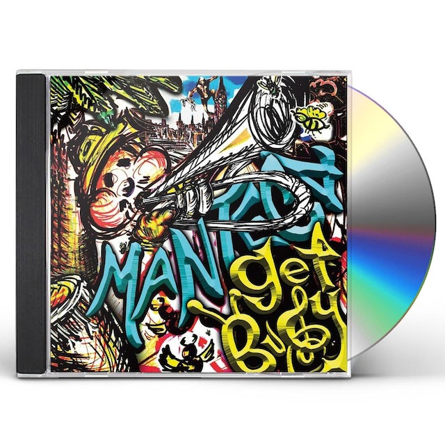 Revival GET BUSY MANTECA CD