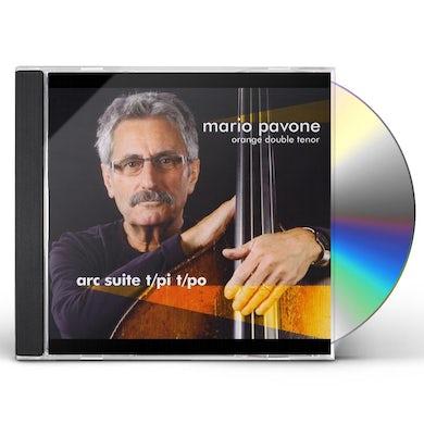 Mario Pavone ARC SUITE T/PI T/PO CD