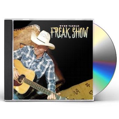 Wynn Varble FREAK SHOW CD