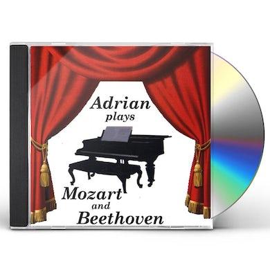 Adrian PLAYS MOZART & BEETHOVEN CD