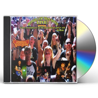 Wild Dogs LIVE AT HEADBANGERS OPEN AIR CD