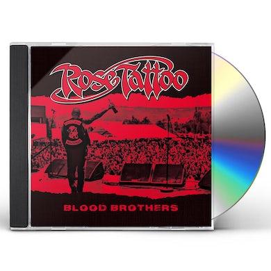 Rose Tattoo BLOOD BROTHERS (2018 BONUS REISSUE) CD