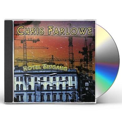 Chris Farlowe  HOTEL EINGANG CD