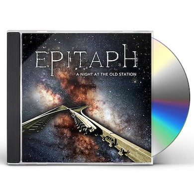 Epitaph NIGHT AT THE OLD STATION CD